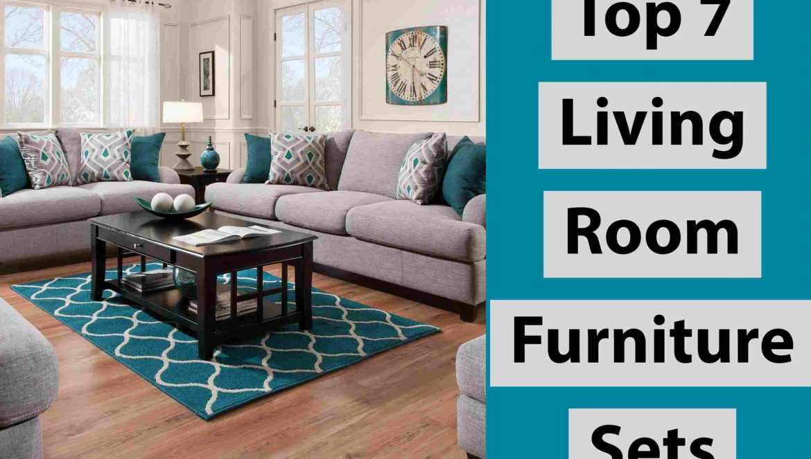 10 Best living room furniture sets 2021