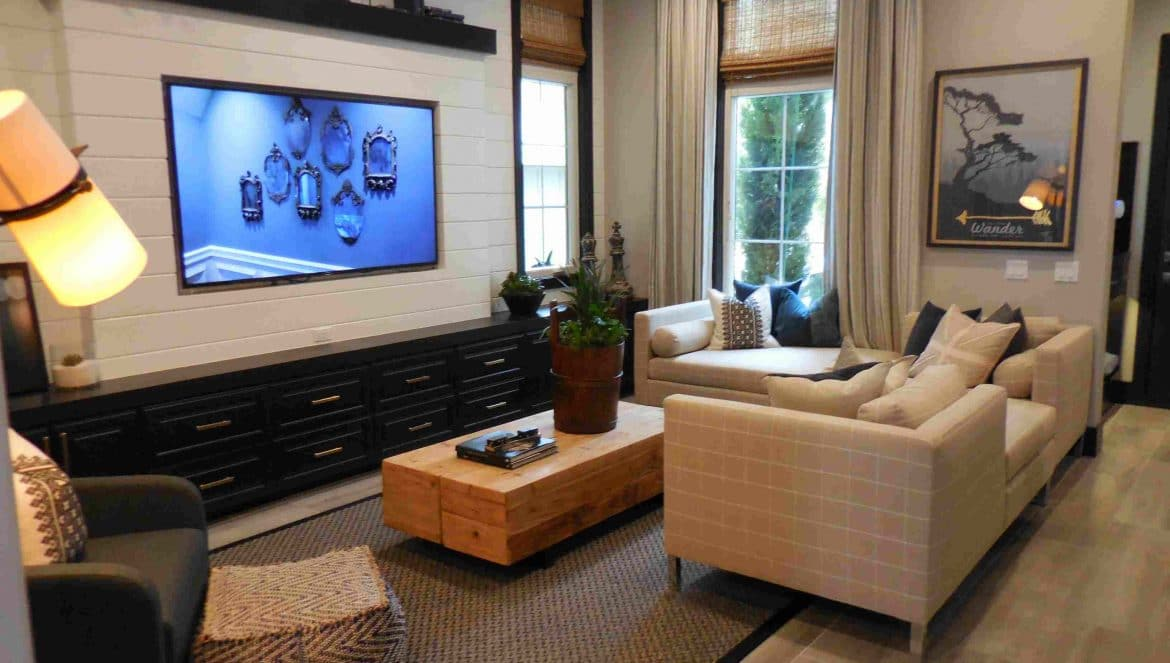 How to arrange furniture – 10 Rules interior designers recognized