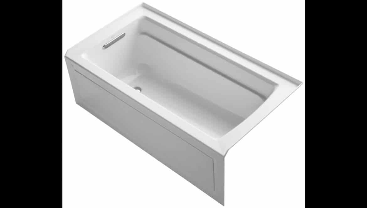 Kohler archer tub review 2021 – Kohler bathtubs Pros, Cons