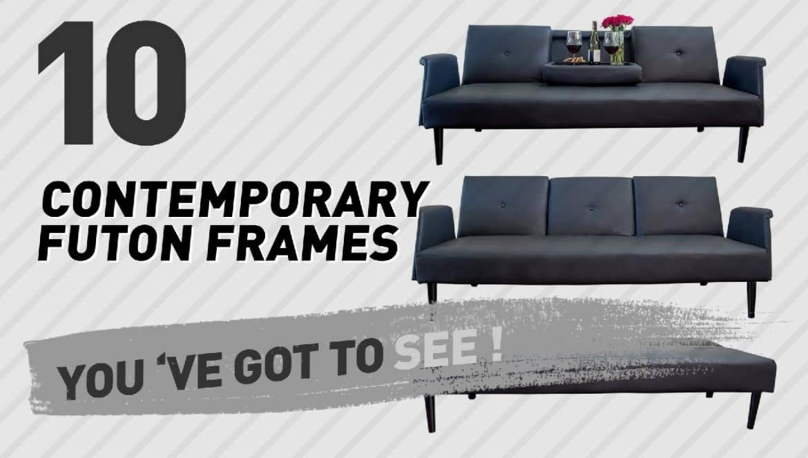 10 Best Contemporary Futon Reviews & Buying Guide 2020