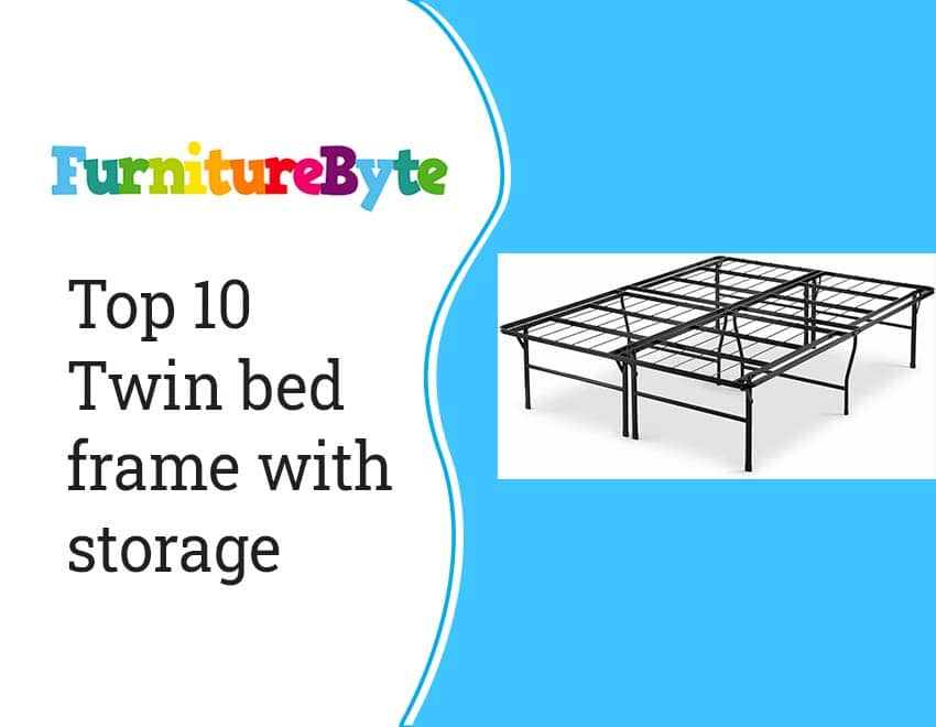 10 Best Twin bed frame with storage