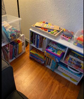 high weight capacity bookshelf